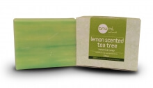 Australian Botanical Soap - Lemon Scented Tea Tree